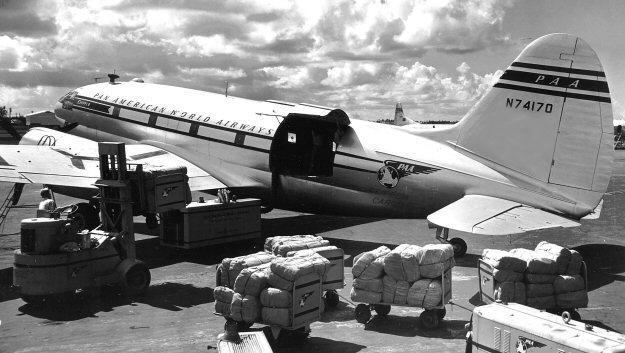 Pacific Group авиаперевозки
