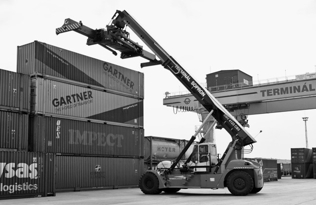 Контейнерные перевозки - Pacific Group