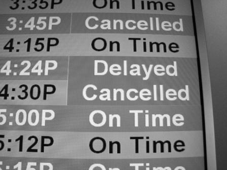 Почему четыре часа самолетом превращаются в четыре дня - Pacific Group